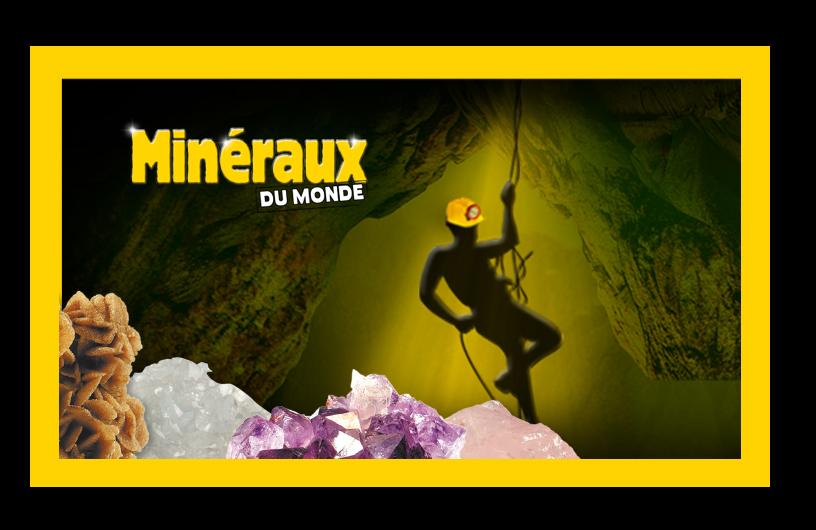 Minéraux Du Monde National Geographic